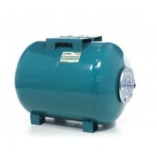 Гидроаккумулятор APC горизонтальный эмалированный зелёный 50 л