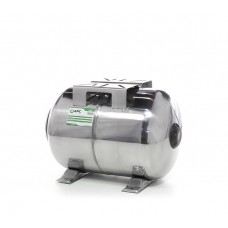 Гидроаккумулятор APC горизонтальный нержавеющая сталь 24 л