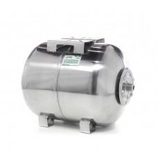 Гидроаккумулятор APC горизонтальный нержавеющая сталь 50 л