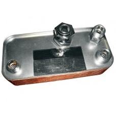 Вторичный пластинчатый теплообменник Immergas 15 пластин. 17B1951502