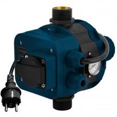 Контроллер давления электронный 1.1кВт d1 + розетка Katran (779756)