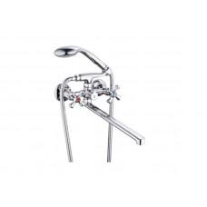 Смеситель для ванной Zegor DST7-A827 Хром