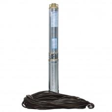 Насос центробежный скважинный 0.37кВт H 35(26)м Q 90(60)л/мин d80мм (кабель 20м) AQUATICA (DONGYIN) (777390)