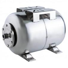 Гидроаккумулятор горизонтальный 24 л (нерж) WETRON (779211)