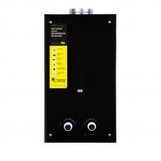 Колонка газовая дымоходная Thermo Alliance JSD20-10GD 10 л стекло (черное)