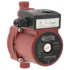 """Насос для повышения давления 120Вт Hmax 9м Qmax 30л/мин d 3/4 """" 160мм + гайки d 1/2 """" AQUATICA (774711)"""