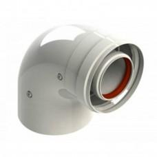 Bosch AZ 393 Коаксиальный Отвод 90°, ?60/100