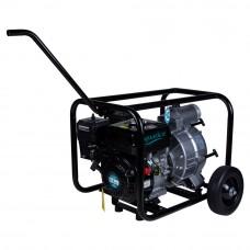 Мотопомпа 6.5л.с. Hmax 28м Qmax 50 кубм/ч (4-х тактный) для грязной воды AQUATICA (772537)