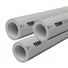 PPR Tebo труба армированная алюминием Stabi (зачистная) D 20 16010302