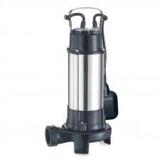 Насос канализационный 1.8кВт Hmax 10м Qmax 400л/мин (с ножом) AQUATICA (773334)