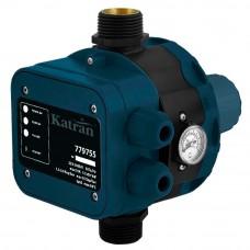 Контроллер давления электронный 1.1кВт d1 + рег давл вкл 1.5-3.0 bar Katran (779755)