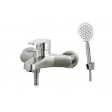 Смеситель для ванной короткий Fleko FS563NS-S56