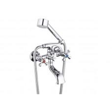 Смеситель для ванной Zegor DAK3-A827 Хром