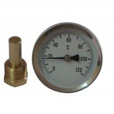 Термометр биметаллический. 04012792210G