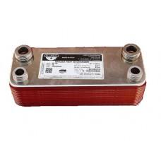 Вторичный пластинчатый теплообменник 18 пластин Hermann PP18FW6R02