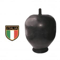 Мембрана для гидроаккумулятора (с хвостом) d90 19-24л EPDM Италия AQUATICA (779490)