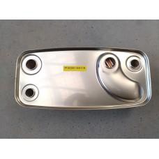 Вторичный пластинчатый теплообменник 15 пластин Immergas PP15CE6101