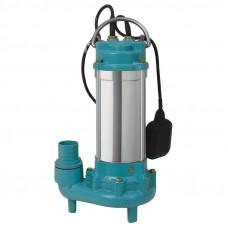 Насос канализационный 0.75кВт Hmax 12м Qmax 225л/мин с ножом (нерж) AQUATICA (773432)
