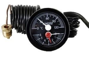 Термометры манометры